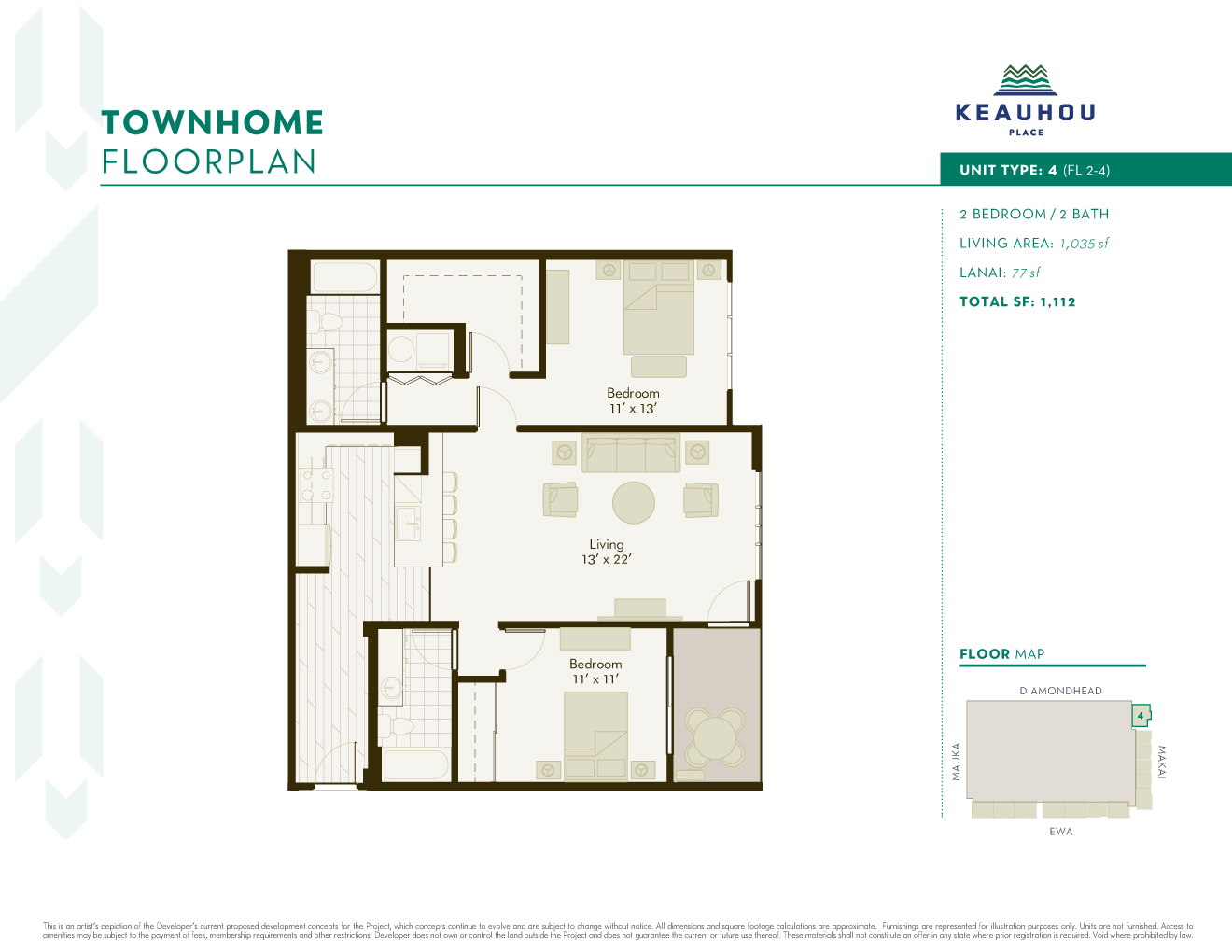 Keauhou project floor plans for Floor plan project
