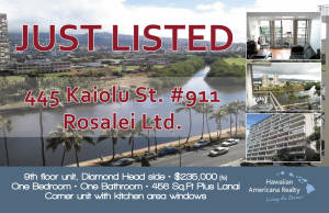 JUSTLISTED 445Kaiolu 911front