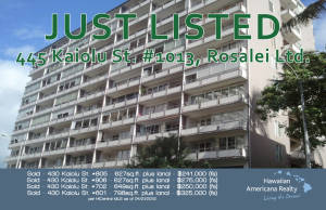 JUSTLISTED Rosalei1013